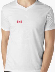 Canada - Ontario Mens V-Neck T-Shirt