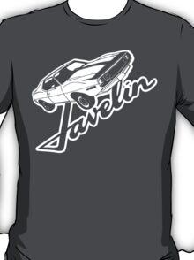 2nd generation AMC Javelin illustration and script T-Shirt