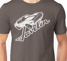 2nd generation AMC Javelin illustration and script Unisex T-Shirt