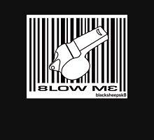 Referee Roller Derby Shirt Blow Me Unisex T-Shirt