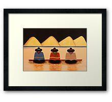 Banus Framed Print