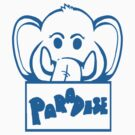Paradise Elephant (Blue) - Coldplay by FabFari