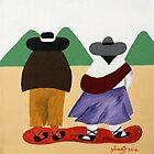 Colorines by Damaris  Munoz Arias