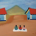 Encuentro by Damaris  Munoz Arias