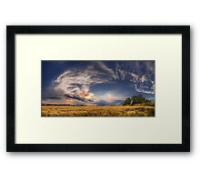 Our beautiful world Framed Print