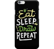 Repeated iPhone Case/Skin