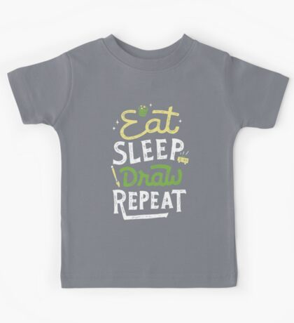 Repeated Kids Tee