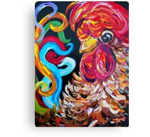 Just Plain Silly! Canvas Print