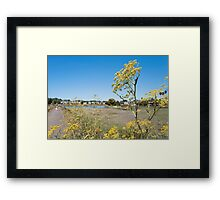 Northern California Framed Print