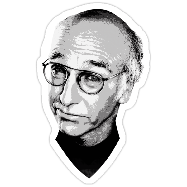 The Larry David by Steve Hryniuk