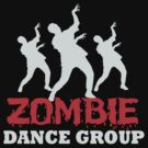 Zombie Dance Group by best-designs