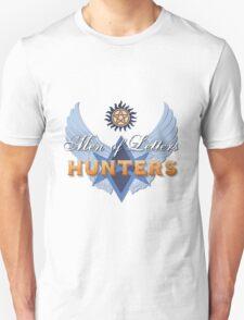Supernatural Hunters & Men of Letters T-Shirt