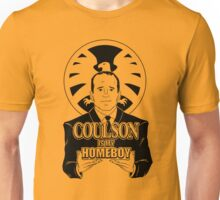 COULSON IS MY HOMEBOY! Unisex T-Shirt