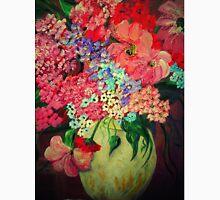Fanciful Flowers Unisex T-Shirt