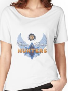 Supernatural Women of Letters - Hunters Women's Relaxed Fit T-Shirt