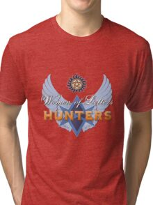 Supernatural Women of Letters - Hunters Tri-blend T-Shirt