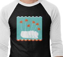 Fail W.H.A.L.E. - G.I. Joe meets Twitter Men's Baseball ¾ T-Shirt