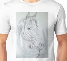 Seabiscuit, Nicknamed Pops Unisex T-Shirt