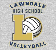 Lawndale HS Volleyball - Daria by rexraygun
