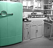 Grandma's Kitchen by Scott Mitchell