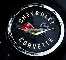 Corvette Logo by Michiale