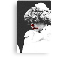 Clowns 3 Canvas Print