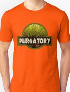 Supernatural Purgatory Adventure Park Green T-Shirt