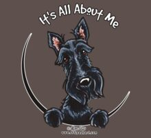 Scottish Terrier :: It's All About Me One Piece - Short Sleeve