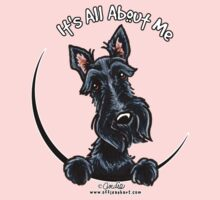 Scottish Terrier :: It's All About Me by offleashart