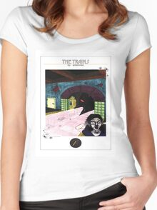 f train Women's Fitted Scoop T-Shirt