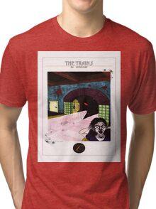 f train Tri-blend T-Shirt