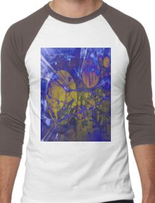 Candy Town Decay Men's Baseball ¾ T-Shirt