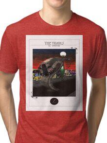 l train Tri-blend T-Shirt
