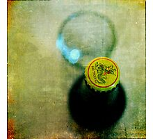 Ethiopian beer  Photographic Print