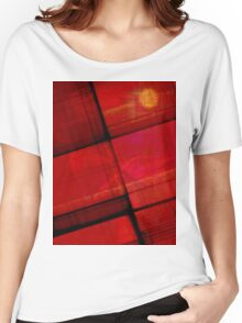 Caught In A Breeze Women's Relaxed Fit T-Shirt