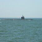 submarine by AJ Belongia