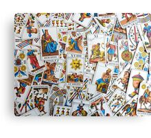 Tarot Cards Canvas Print