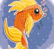 Atomic Fish by Atomicfish