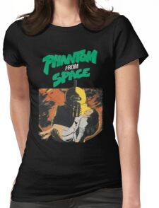 PHANTOM FROM SPACE Womens Fitted T-Shirt