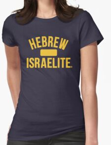 HEBREW ISRAELITE (SPORT) Womens Fitted T-Shirt