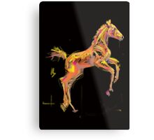 Foal 'Out and About' products Metal Print