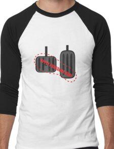 Heel&Toe #1 Men's Baseball ¾ T-Shirt