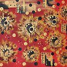 Cosmos by Karen Townsend
