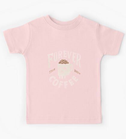 Forever Coffee Kids Clothes