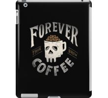 Forever Coffee iPad Case/Skin