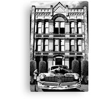 ROOMS FOR RENT Canvas Print