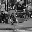 New York City by Karen Checca