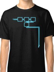 Light Tracing (W) Classic T-Shirt