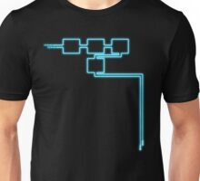 Light Tracing (W) Unisex T-Shirt