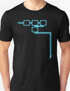 Light Tracing (W) T-Shirt